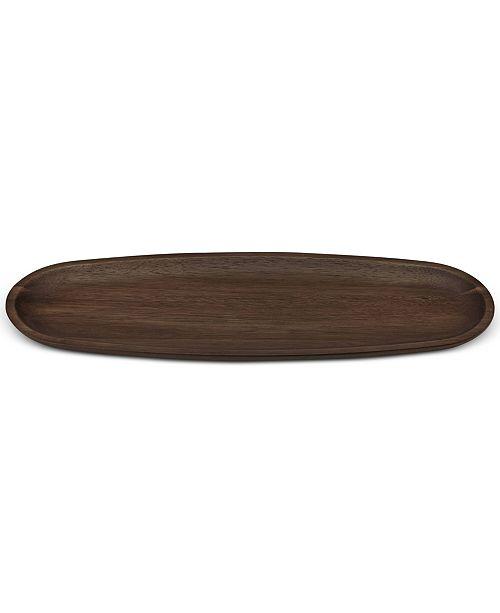 Dansk Hamund Oval Platter