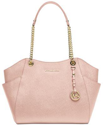 MICHAEL Michael Kors Jet Set Travel Large Shoulder Tote - Handbags ...