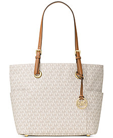 MICHAEL Michael Kors Signature Jet Set East West Tote