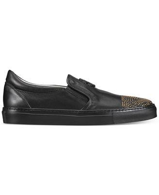 Roberto CavalliMen's Kale Slip-On Sneakers Men's Shoes