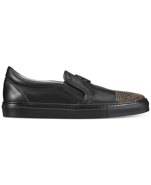 Roberto CavalliMen's Kale Slip-On Sneakers Men's Shoes sfZKzjjq