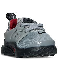 Nike Toddler Boys' Little Presto Running Sneakers from Finish Line