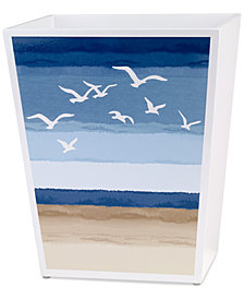 Avanti Seagulls Wastebasket