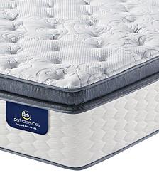 Serta Perfect Sleeper Soothing Haven 15 Cushion Firm Pillowtop Mattress Twin
