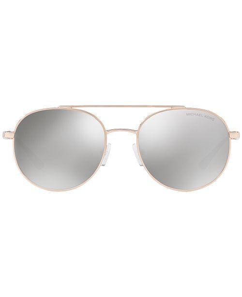2826eaf3b02e Michael Kors LON Sunglasses, MK1021 & Reviews - Sunglasses by ...