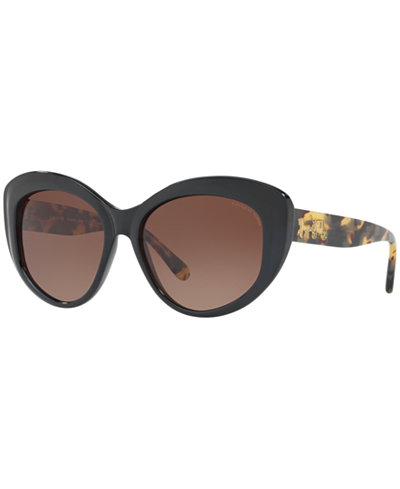 Coach Polarized Sunglasses, HC8206