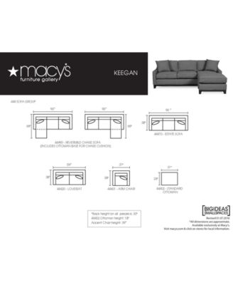 Miraculous Finders Keegan Fabric Reversible Sectional And Sofa Collection Bralicious Painted Fabric Chair Ideas Braliciousco