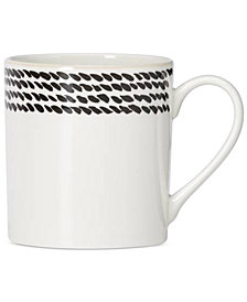 kate spade new york Wickford Avalon Place Accent Mug