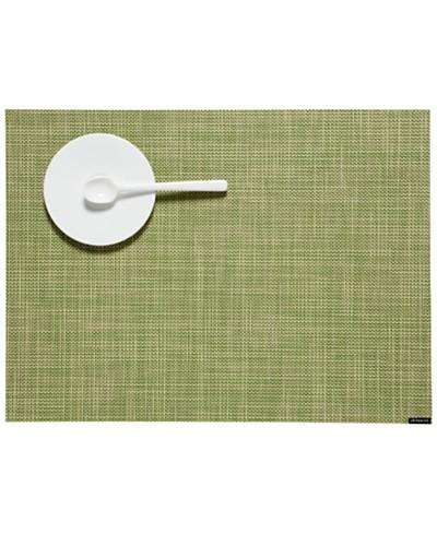 Chilewich Mini Basketweave Placemat 14 x 19