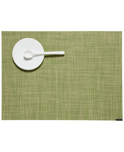 Chilewich Mini Basketweave Placemat 14
