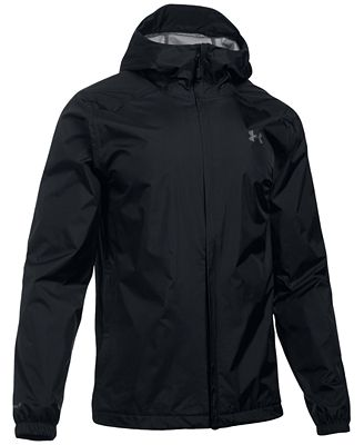 Under Armour Men's Bora Storm Waterproof Jacket - Coats & Jackets ...