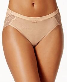 Cotton Desire Sheer Lace Hipster Underwear DFCD63