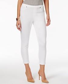 Style & Co. Petite Pull-On Capri Pants, Created for Macy's