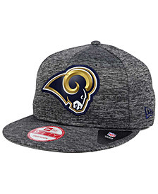 New Era Los Angeles Rams Shadow Tech 9FIFTY Snapback Cap