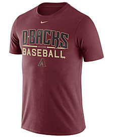 Nike Men's Arizona Diamondbacks Practice T-Shirt