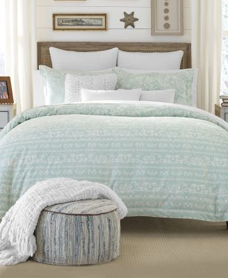 Tommy Hilfiger Kings Road Reversible Paisley Comforter Sets