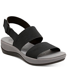 Clarks Collection Women's Arla Jacory Flat Sandals