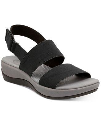 Clarks Cloudsteppers Arla ... Jacory Women's Ortholite Sandals