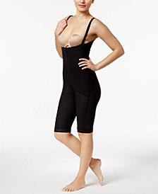 Leonisa Women's  Firm Tummy-Control Lace-Trim WYOB Bodyshaper 018674N