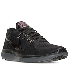 Nike Women's Flex 2017 Run Running Sneakers from Finish Line