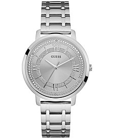 GUESS Women's Stainless Steel Bracelet Watch 40mm U0933L1