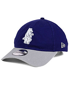 New Era Chicago Cubs Coop Core Classic 2Tone 9TWENTY Strapback Cap