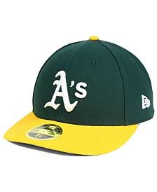 New Era Oakland Athletics Low Profile AC Performance 59FIFTY Cap