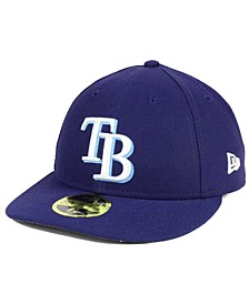 Tampa Bay Rays Low Profile AC Performance 59FIFTY Cap