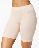 d33fb840e8e21 Jockey Skimmies No-Chafe Mid-Thigh Slip Short, available in extended sizes  2109