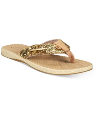 Image of Sperry Women's Seafish Thong Sandals