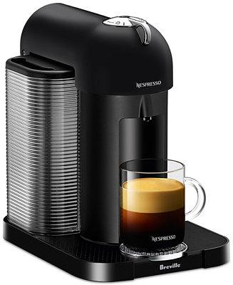 Espresso at the click of a button