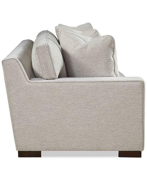 "Furniture Bangor 103"" XXL Fabric Sofa, Created For Macy's"