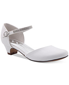 Nina Ankle-Strap D'Orsay Shoes, Toddler Girls  & Little Girls
