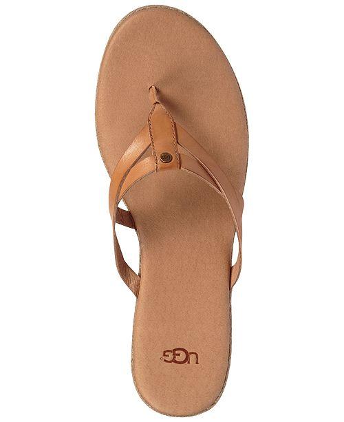 1cb9693325a UGG® Annice Flip-Flop Sandals   Reviews - Sandals   Flip Flops ...