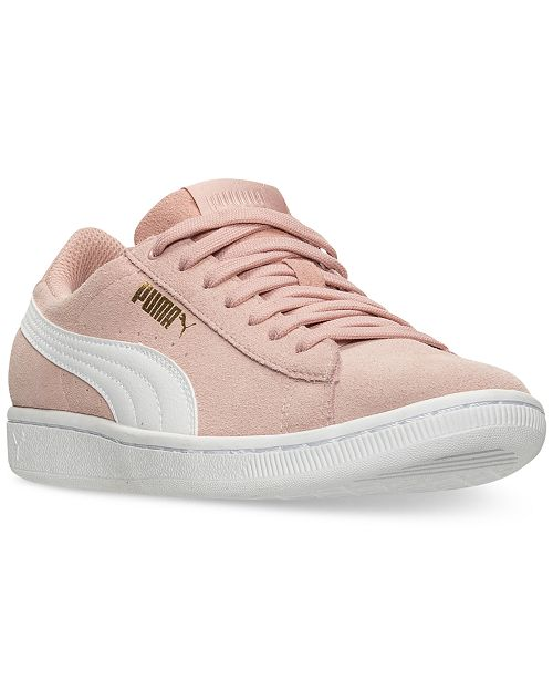 Puma Women s Vikky Casual Sneakers from Finish Line  Puma Women s Vikky  Casual Sneakers from Finish ... 58127e339
