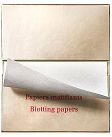 Refillable Blotting Papers