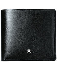 Montblanc Men's Meisterstück Full-Grain Leather Wallet