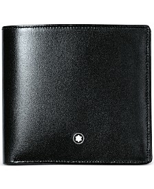 Montblanc Men's Meisterstück Full-Grain Leather Wallet