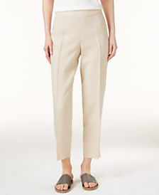 tall white linen pants women - Shop for and Buy tall white linen ...
