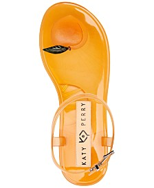 Katy Perry Geli Novelty Scented Jelly Sandals