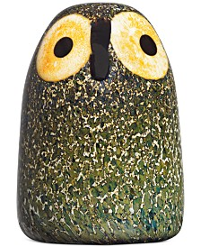 Iittala Toikka Birds, Little Barn Owl