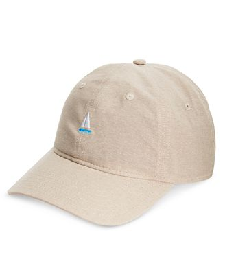 Block Hats Embroidered Cotton Dad Hat