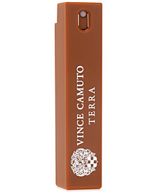 Vince Camuto Terra Men's Eau de Toilette Travel Spray, 0.5 oz
