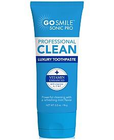 GoSMiLE Luxury Toothpaste