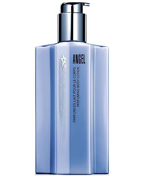 Mugler Angel Perfuming Body Lotion 7 Oz Reviews Shop All