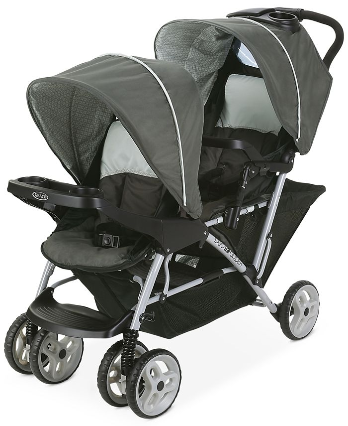 Graco - DuoGlider Click Connect Double Stroller