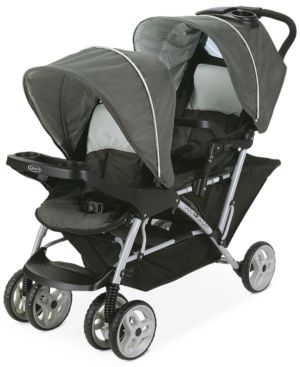 Graco DuoGlider Click Connect Double Stroller 4602138