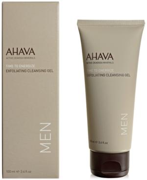 Image of Ahava Men's Exfoliating Cleansing Gel