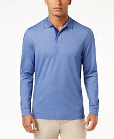 Long Sleeve Mens Polo Shirts at Macy's - Macy's