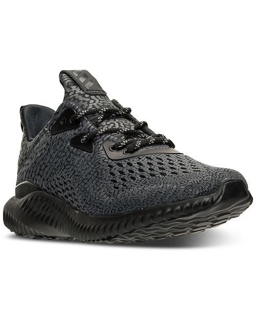 adidas Women's AlphaBounce Running Sneakers from Finish Line